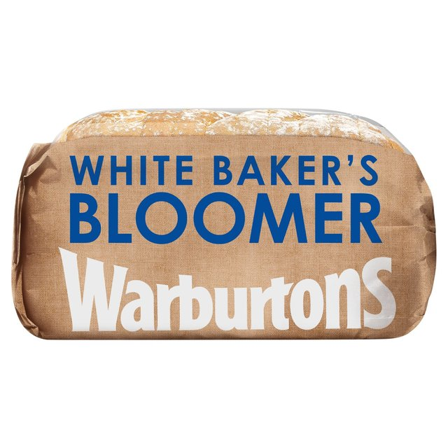 MORRISONS > Bakery > Warburtons White Bloomer