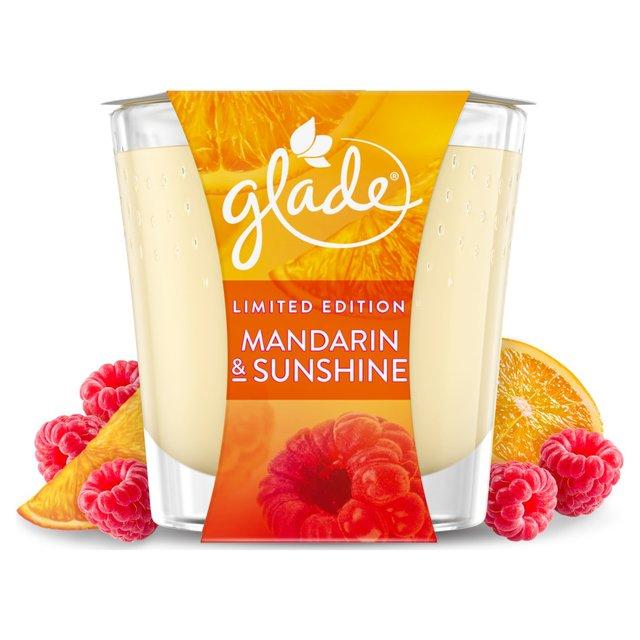 Glade Candle Mandarin & Sunshine