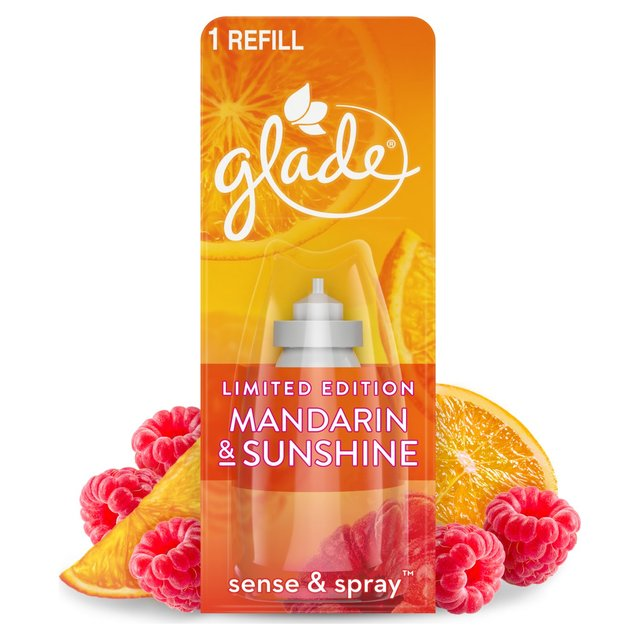 Glade Sense & Spray Refill Mandarin & Sunshine