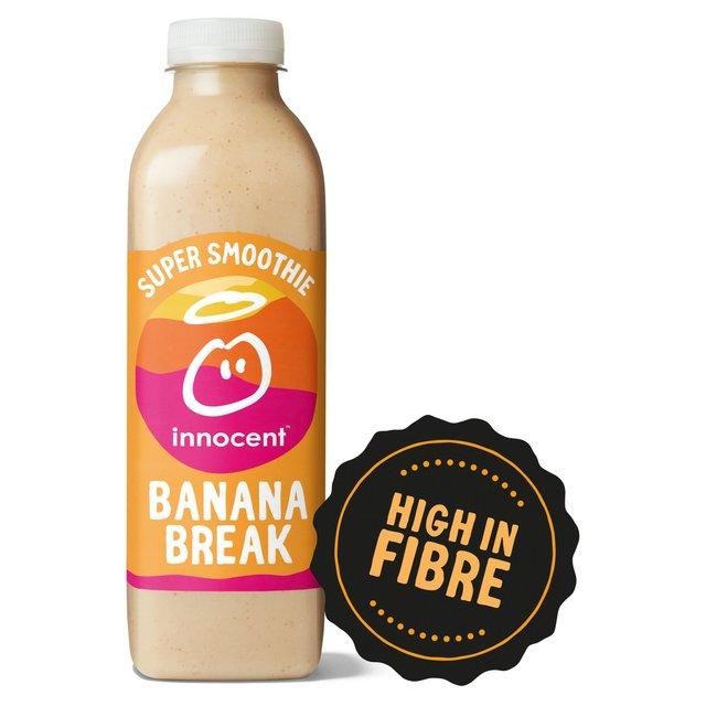 Innocent Super Smoothie Banana Break