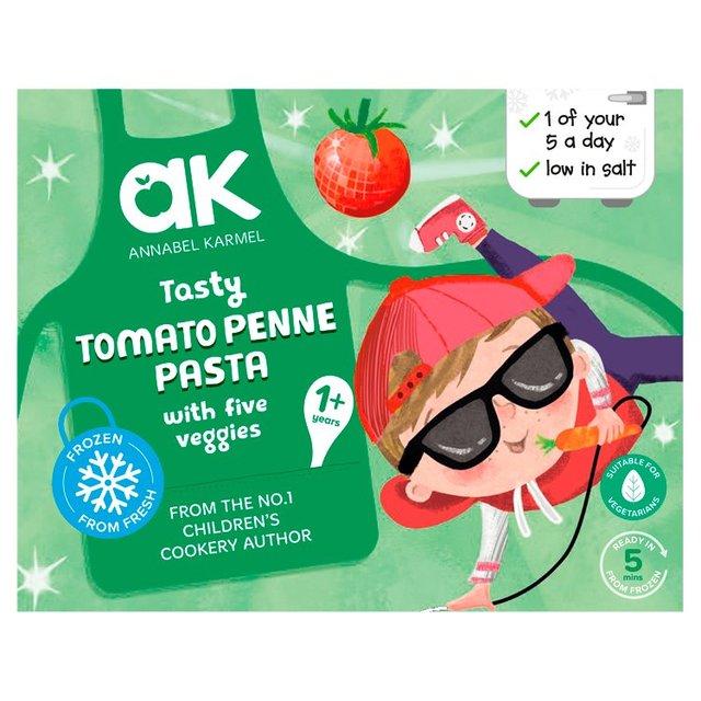 Annabel Karmel Tomato Penne With 5 Vegetables