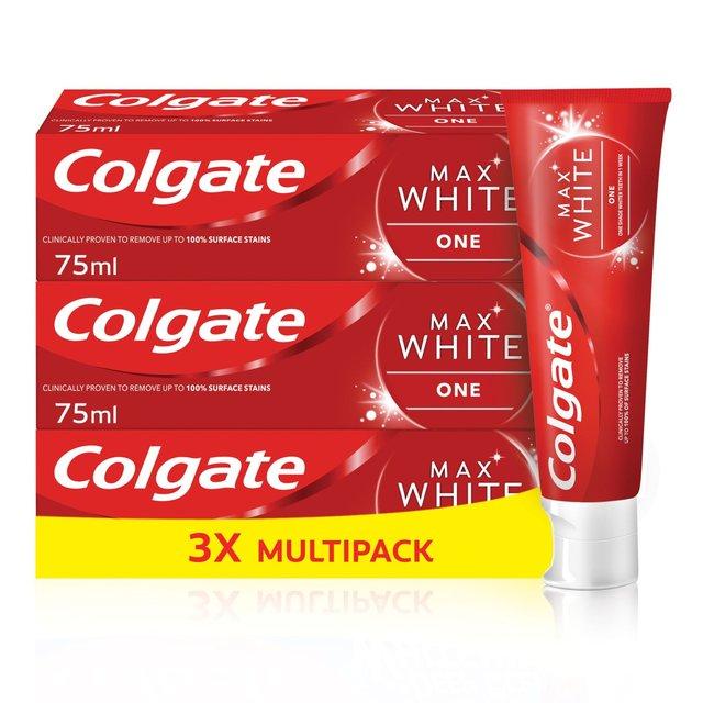 Colgate Max White One Whitening Toothpaste