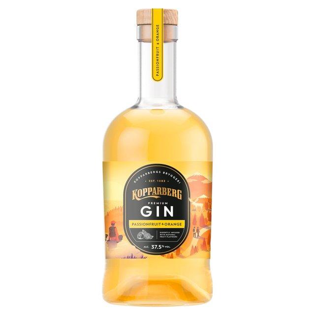 Kopparberg Passionfruit & Orange Gin