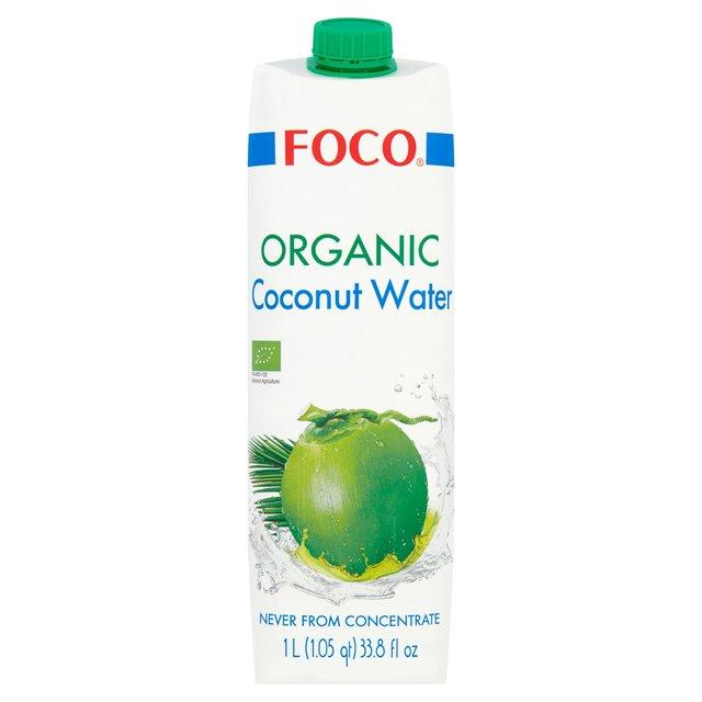 Foco Organic Coconut Water