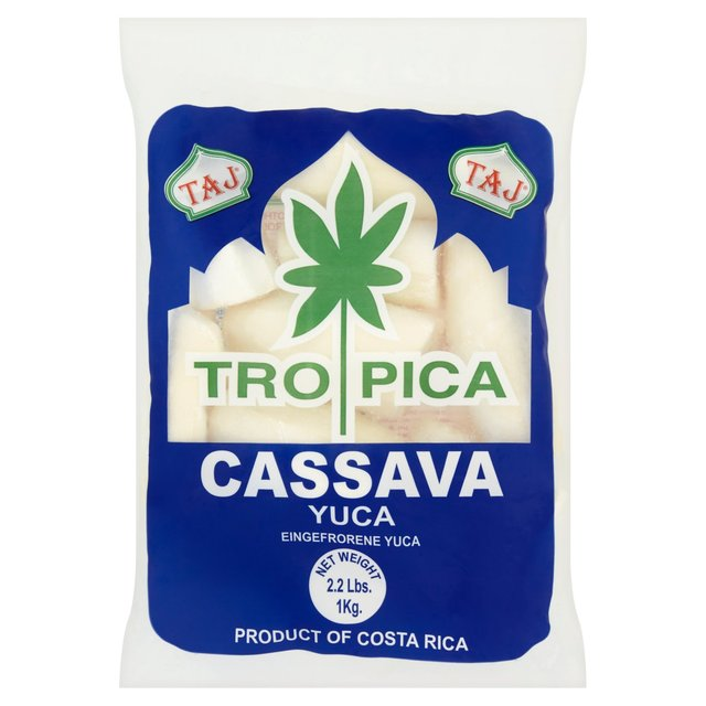 Taj Family Cassava/Yuca Chips
