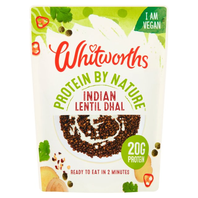 Whitworths Protein By Nature Indian Lentil Dhal Wholefoods