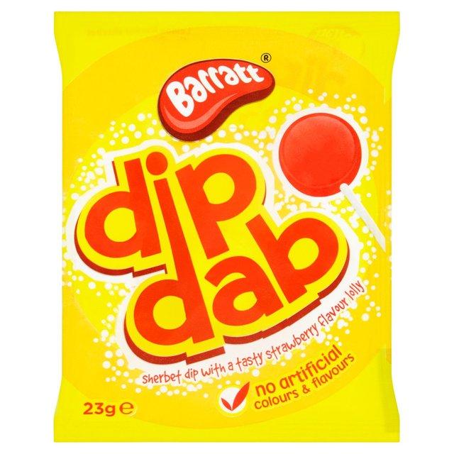 Barratt Sherbet Dip Dab Single
