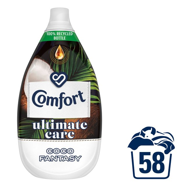 Comfort Coco Fantasy Ultra Concentrated Fabric Conditioner