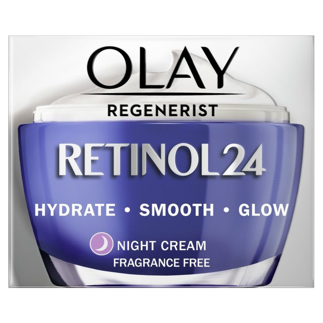 Olay Regenerist Retinol 24 Night Moisturiser