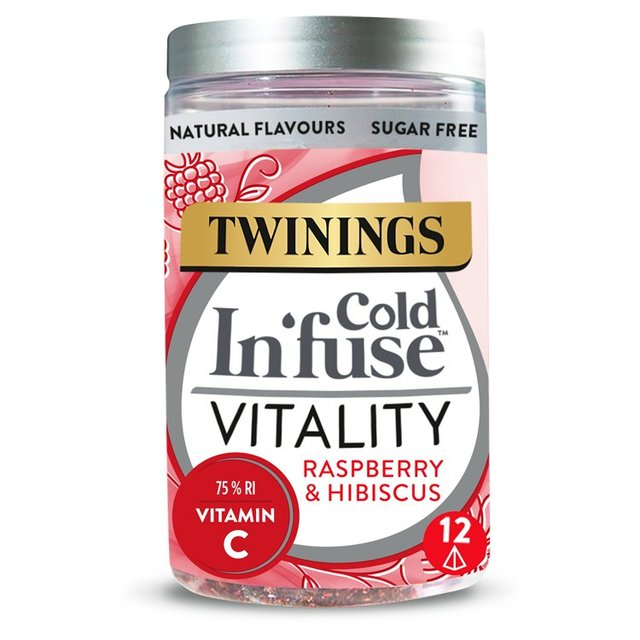 Twinings Cold Infuse Vitality 12 Infusers