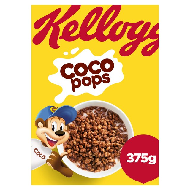 MORRISONS > Food Cupboard > Kellogg's Coco Pops