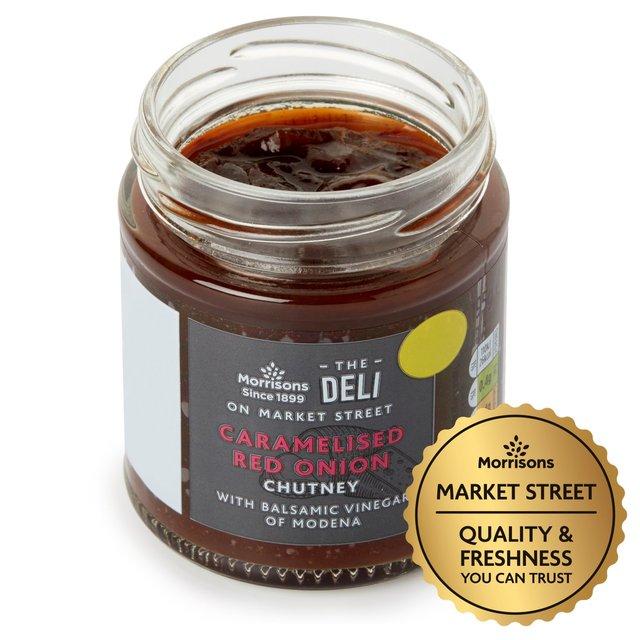 Market Street Deli Caramelised Onion Chutney