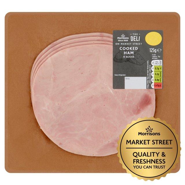 Market Street Deli Cooked Ham