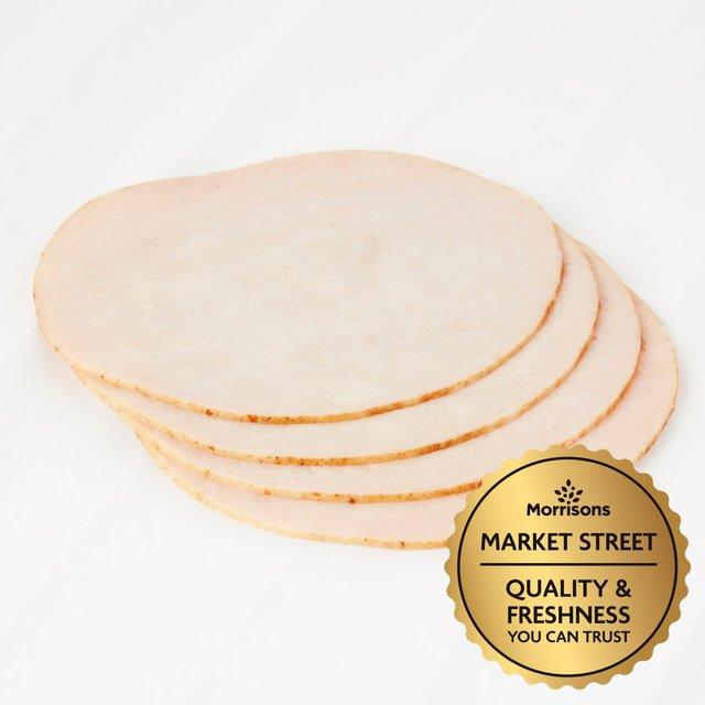 Market Street Deli Thickly Sliced Roast Turkey Breast Slices