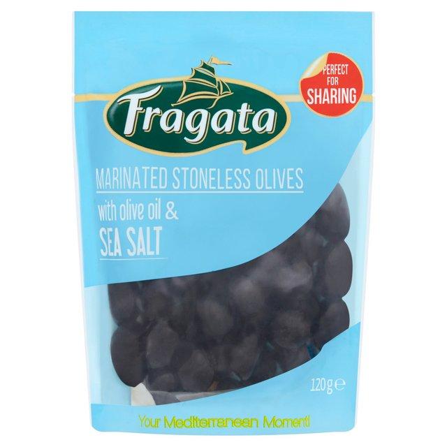 Fragata Marinated Stoneless Olives With Olive Oil And Sea Salt