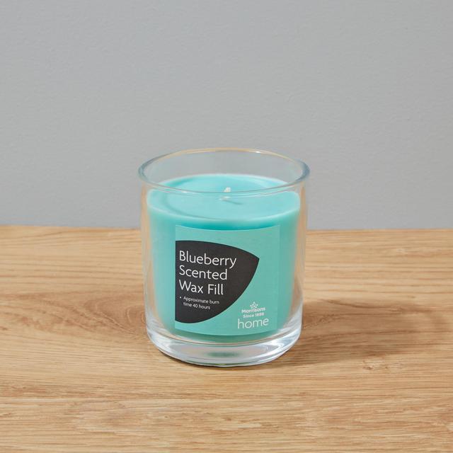 Morrisons Blueberry Glass Waxfill