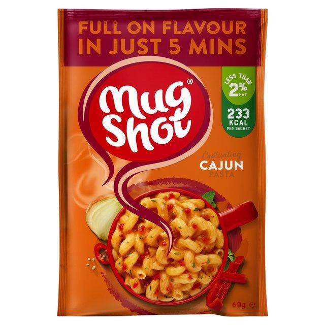 Mug Shot Pasta Soul Full Cajun Soup