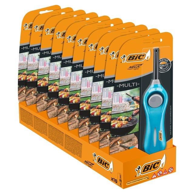 Bic Mega Lighter Multi