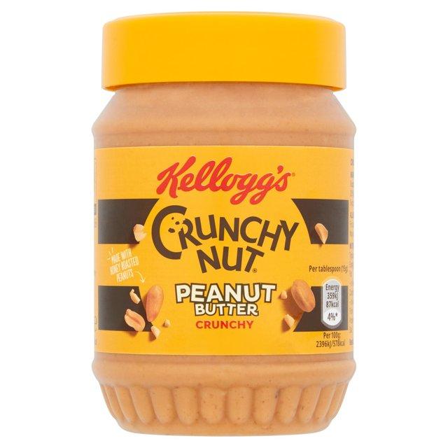 Kellogg's Crunchy Nut Peanut Butter Crunchy
