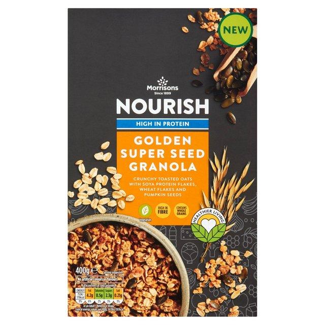 Morrisons Nourish High Protein Granola