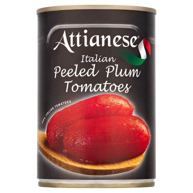 Attianese Peeled Plum Tomatoes In Tomato Juice