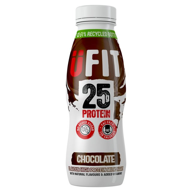 Ufit Protein Drink Chocolate