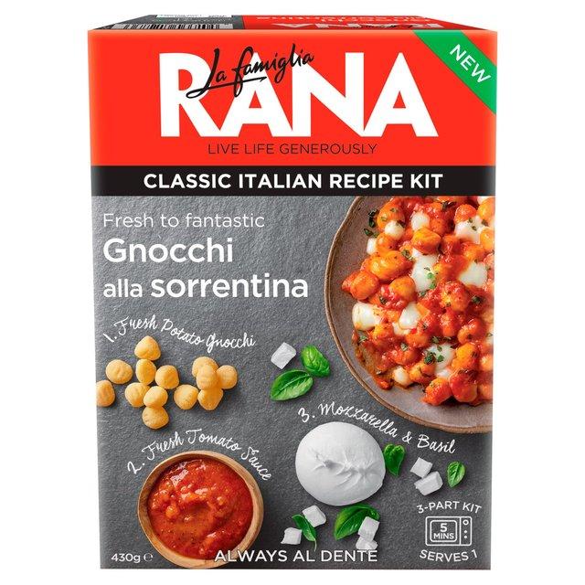 La Famiglia Rana Recipe Kit Gnocchi Alla Sorrentina