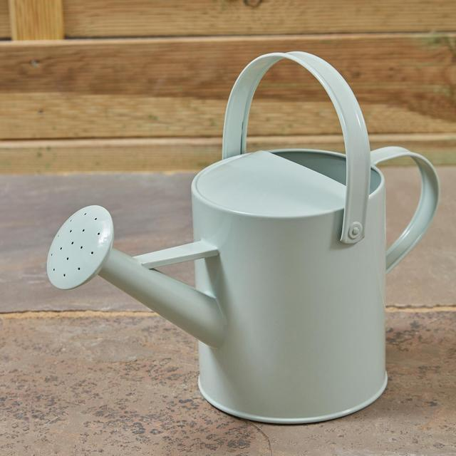 Morrisons Small Green Watering Can