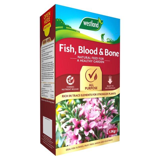 Westland Fish, Blood & Bone All Purpose Plant Food
