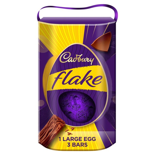 Cadbury Dairy Milk Flake Egg