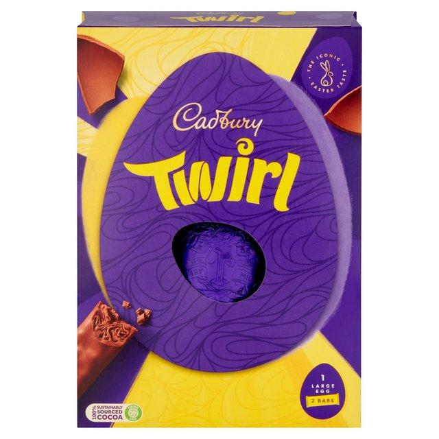 Cadbury Twirl Large Egg