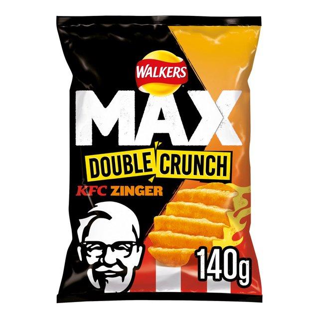 Walkers Max Double Crunch Zinger