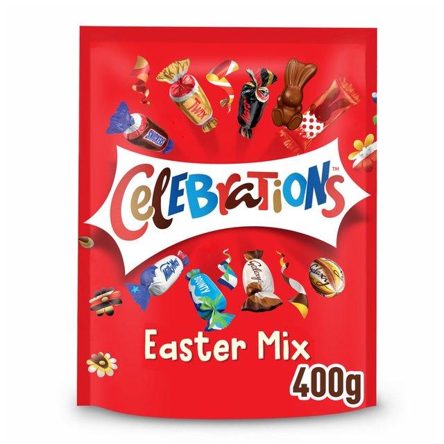 Celebrations Easter Mix