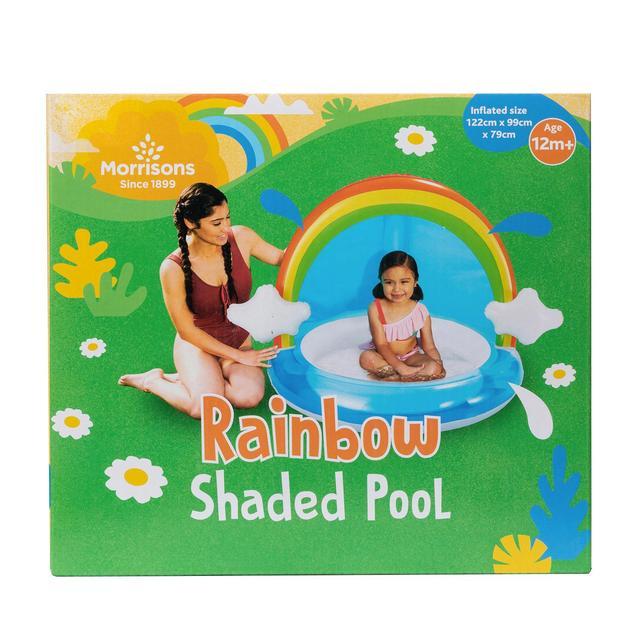 Morrisons Rainbow Baby Pool