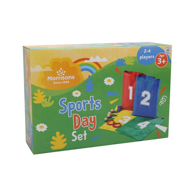 Morrisons 4 In 1 Outdoor Sports
