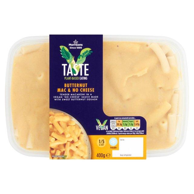 Morrisons V Taste Butter Nut Mac Nochs