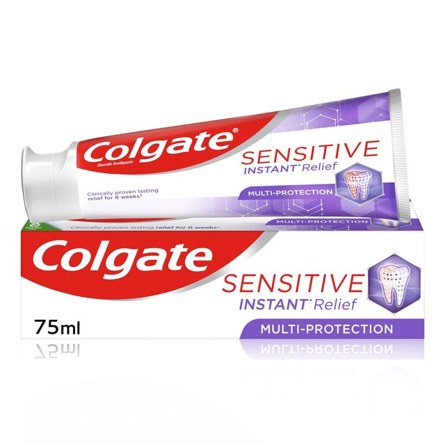 Colgate Sensitive Instant Relief Multi Protection Toothpaste