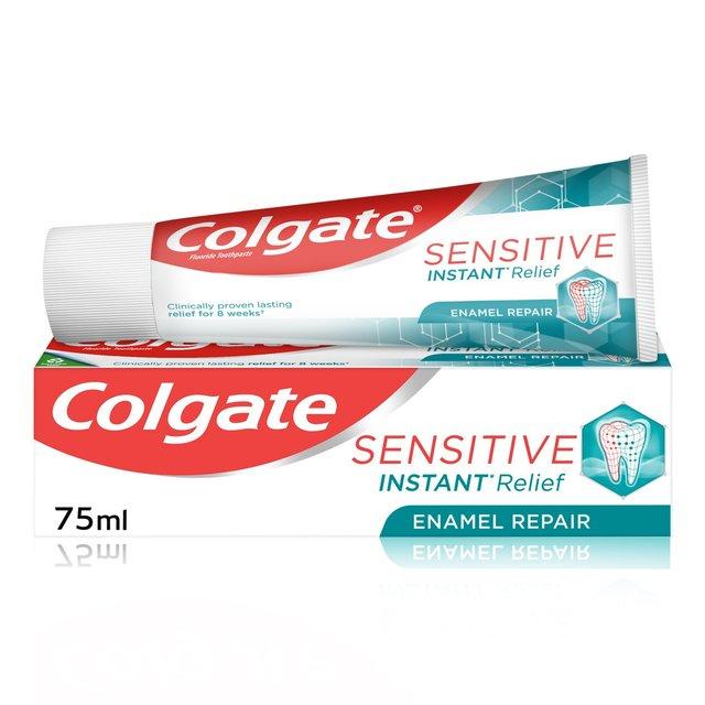 Colgate Sensitive Instant Relief Enamel Repair Toothpaste