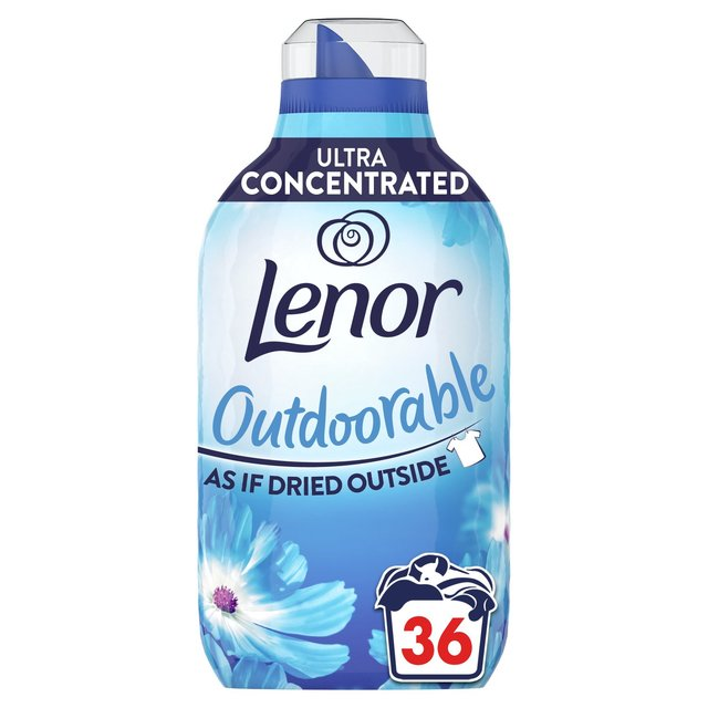 Lenor Outdoorable Fabric Conditioner Spring Awakening