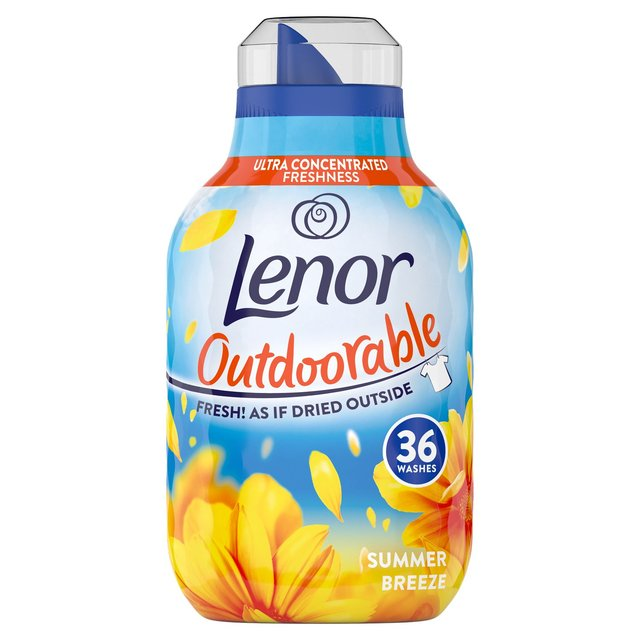 Lenor Outdoorable Fabric Conditioner Summer Breeze