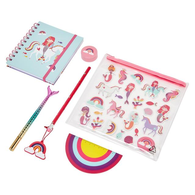 Morrisons Mermaid Stationery Pouch