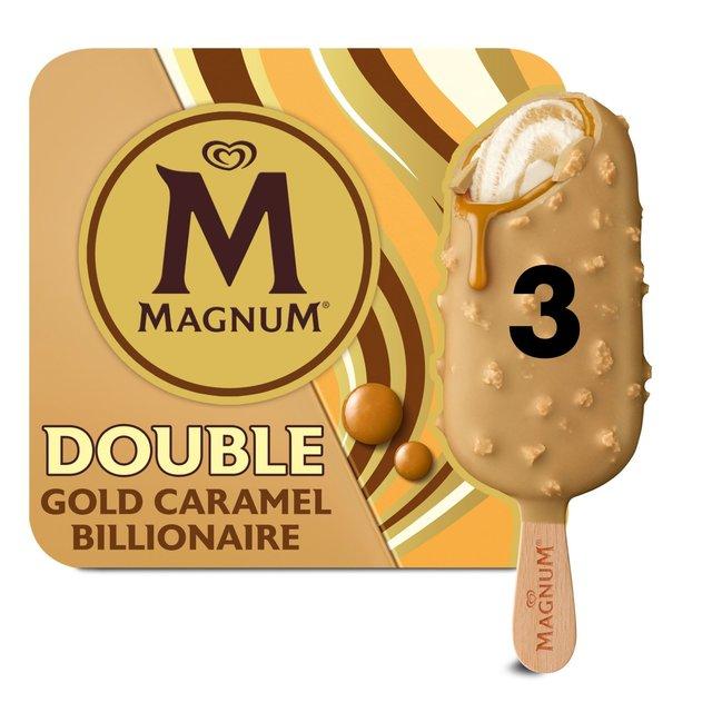 Magnum Caramel Billion