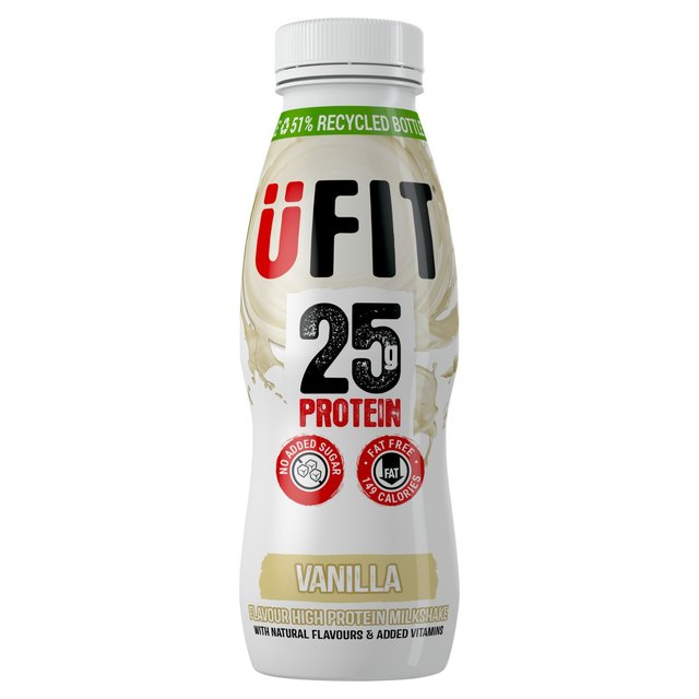 Ufit Protein Drink Vanilla
