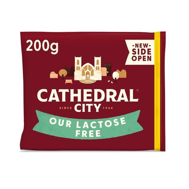 Cathedral City Lactose Free Mature Cheddar Cheese