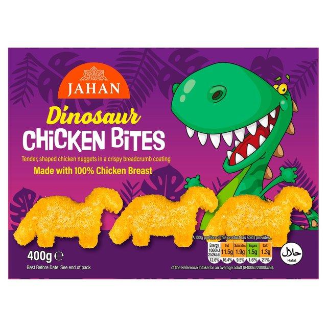Jahan Dinosaur Chicken Bites
