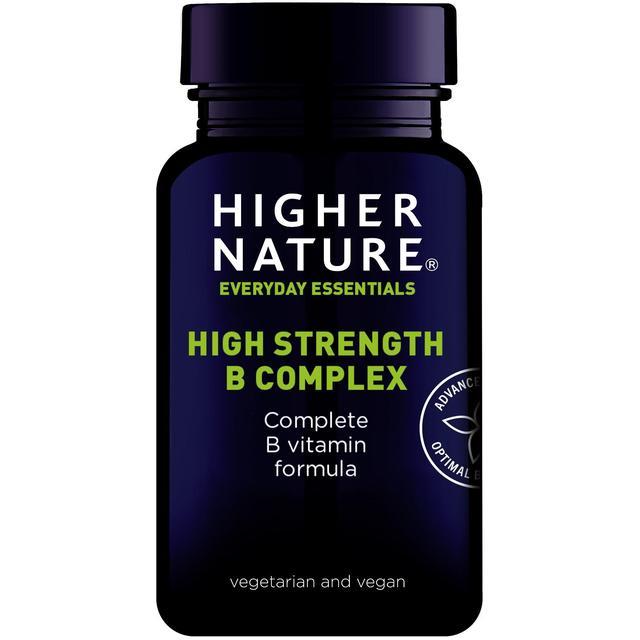 Higher Nature High Strength B Complex