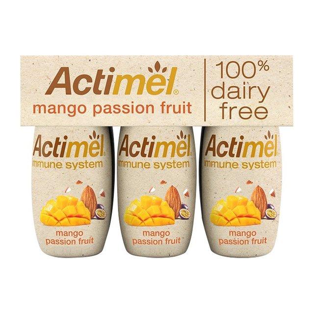 Actimel Mango Passionfruit Dairy Free Yogurt Drink