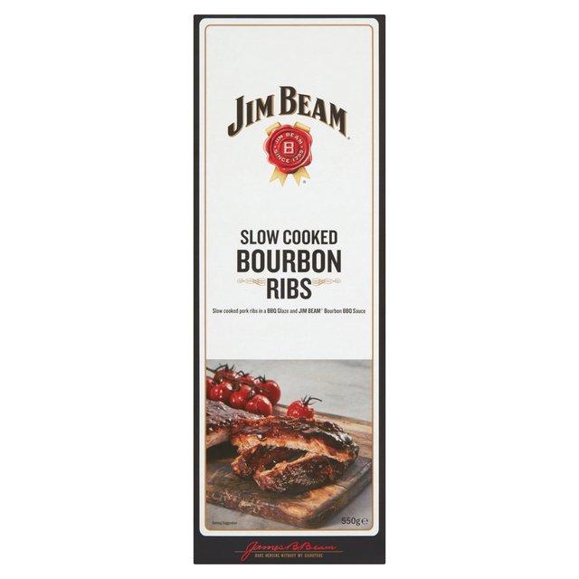 Jim Beam Slow Cooked Bourbon Rib