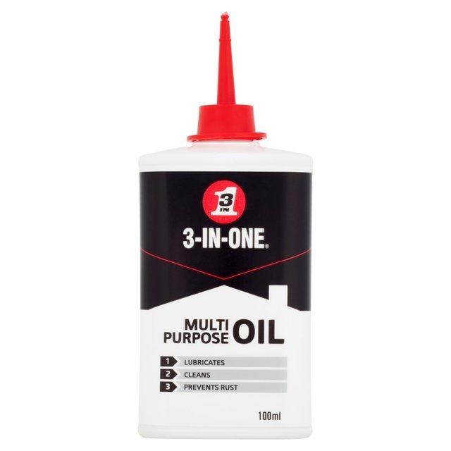 3-In-One Multi Purpose Oil