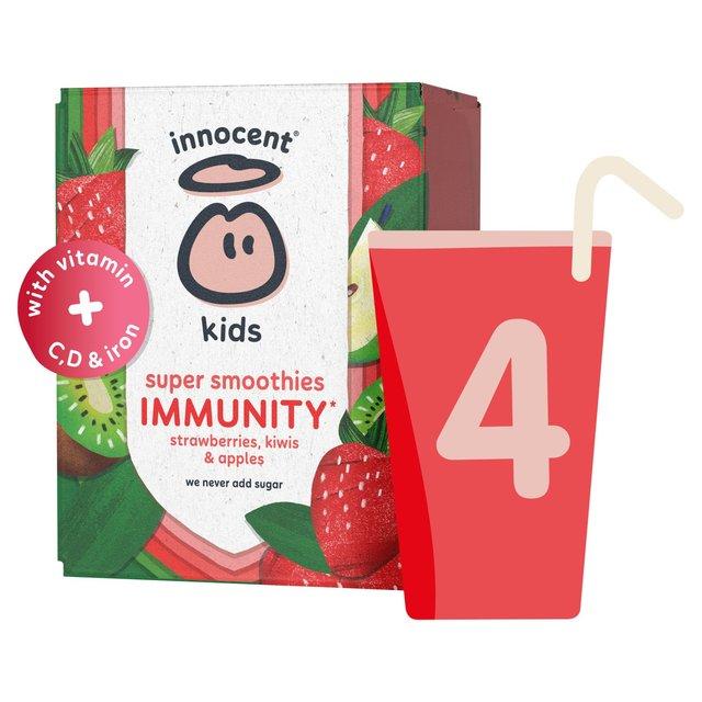 Innocent Super Smoothie Strawberry Burst